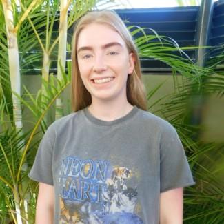 Sophie Rasmussen, 17