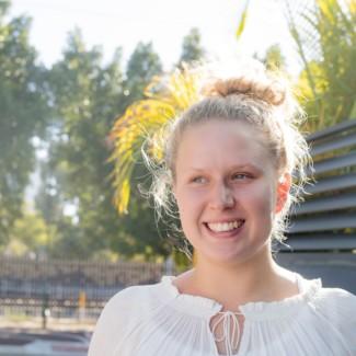 Elyse Wallace, 20